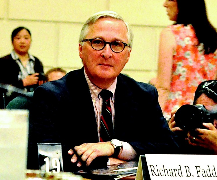 Canadian spy boss Richard Fadden faced the Standing Committee on Public Safety and National Security in July 2010 over comments he made in a televised interview that some Canadian politicians are under foreign influence. The head of the Canadian Security Intelligence Service has linked Confucius Institutes with some of the Chinese regime's efforts to influence Canada's China policy. (Matthew Little/The Epoch Times)