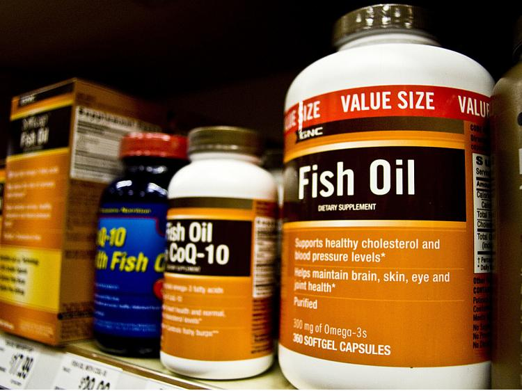 Many people take fish oil supplements in place of fish to get the omega-3 fats in their diet. There is a current debate about whether they are actually safe to take or not. (Grace Wu/The Epoch Times)