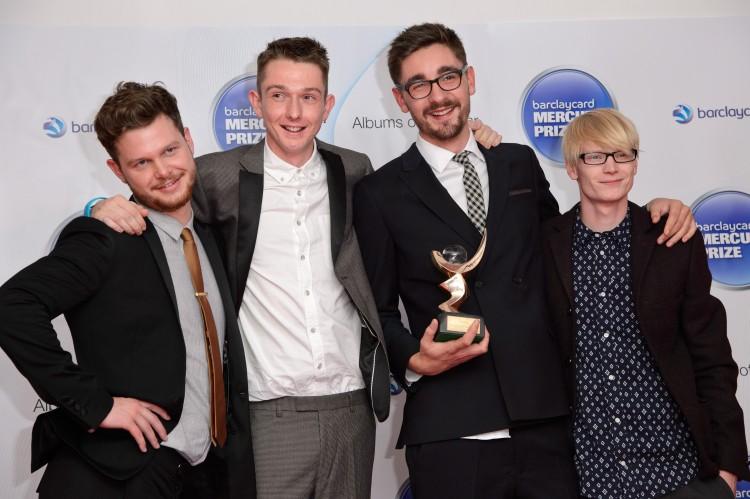 Alt-J win the Barclaycard Mercury Music Prize