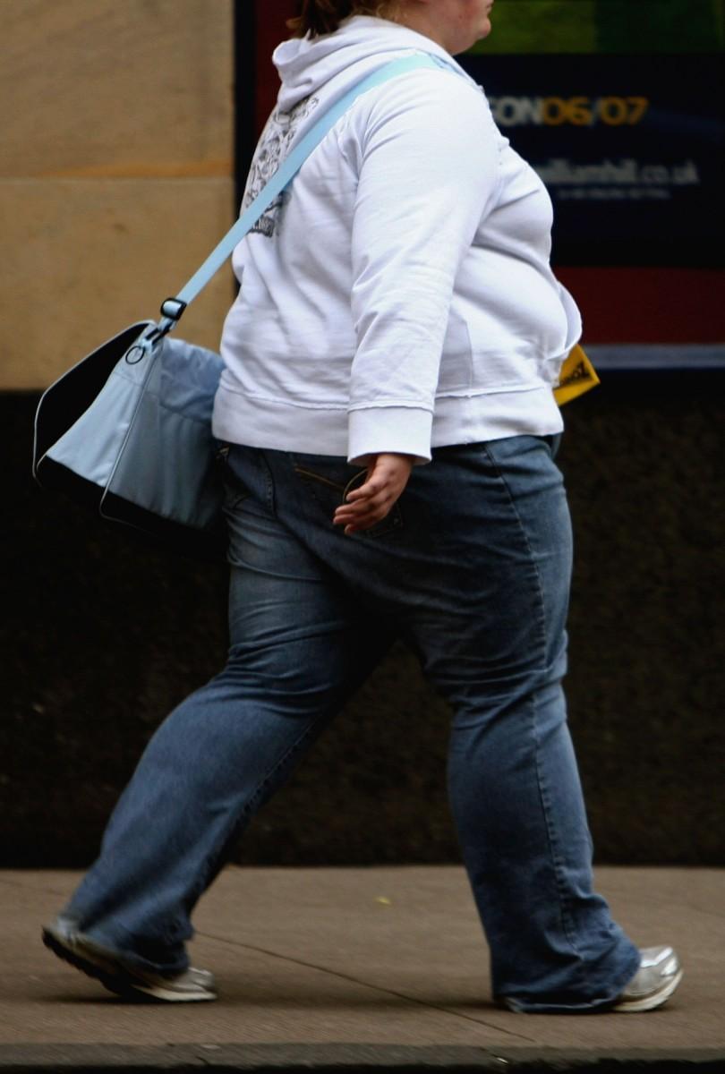British  obesity