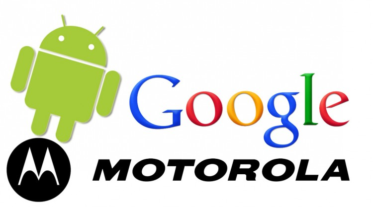 Google's purchase of Motorola Mobility will shake up the mobile industry. (Logos (c) Google. Graphics: Epoch Times)