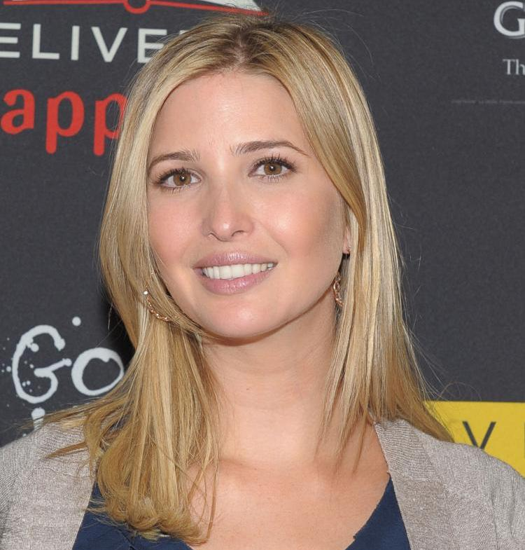 Ivanka Trump attends the Livestrong celebration for the launch of Tony Hsieh's book 'Delivering Happiness' at Hudson Hotel on June 7, 2010 in New York City. (Michael Loccisano/Getty Images)