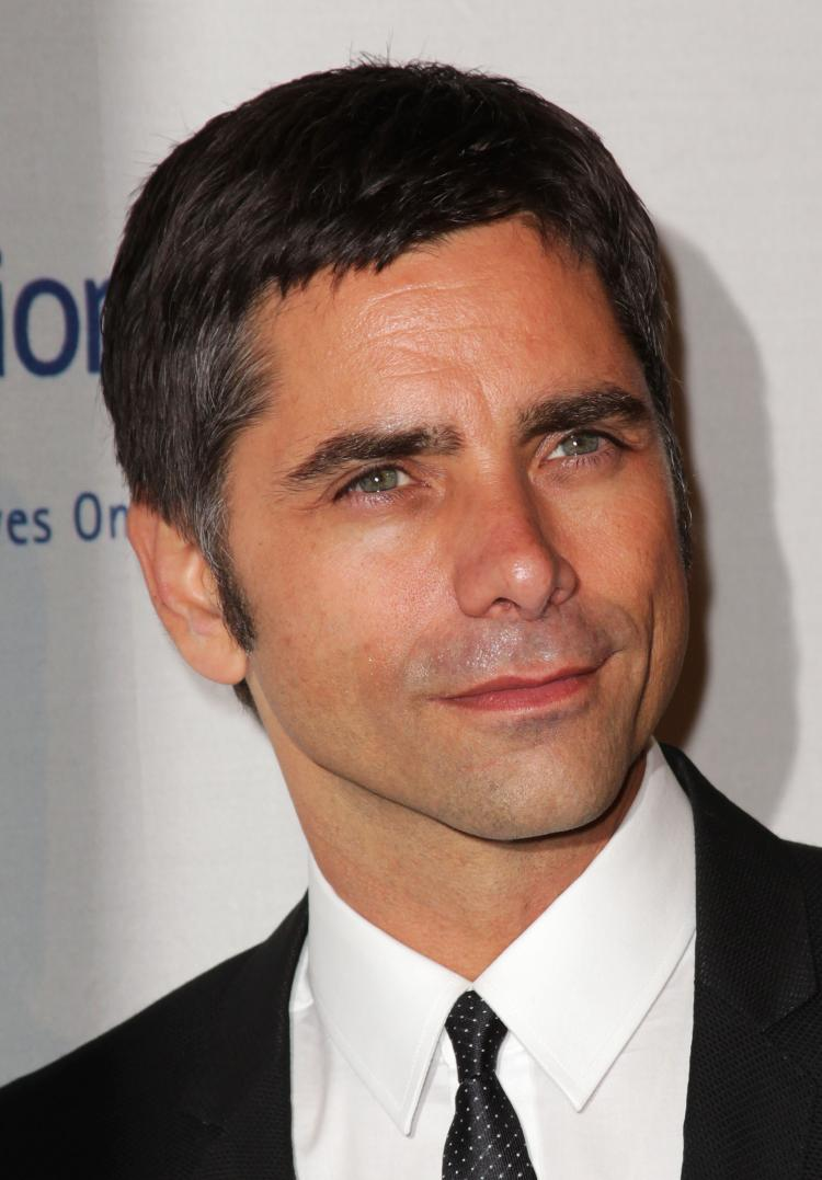 John Stamos attends the Ninth annual Operation Smile gala at the Beverly Hilton Hotel on September 24, 2010 in Beverly Hills, California.  (Frederick M. Brown/Getty Images)