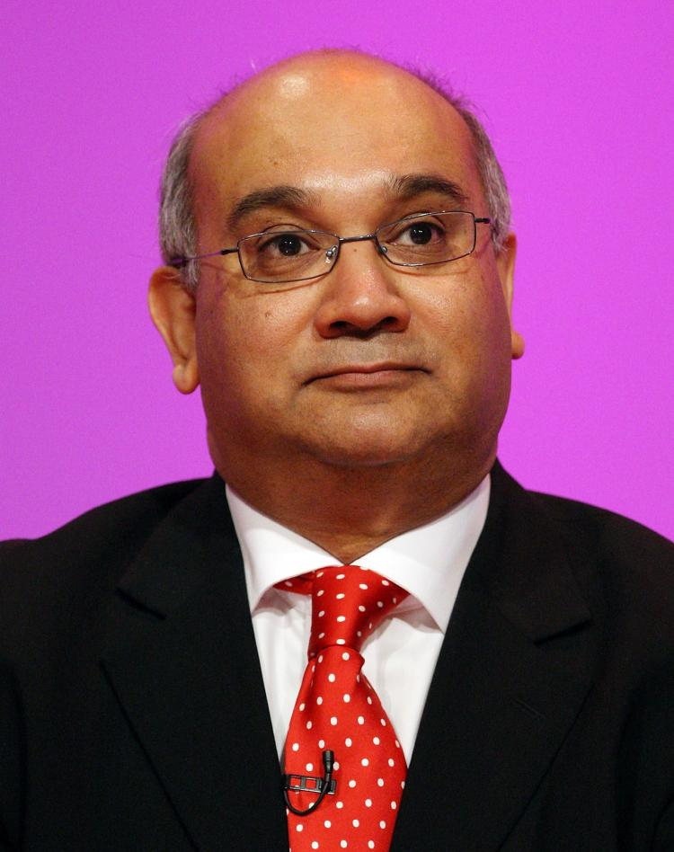 British MP Keith Vaz (Peter Macdiarmid/Getty Images)