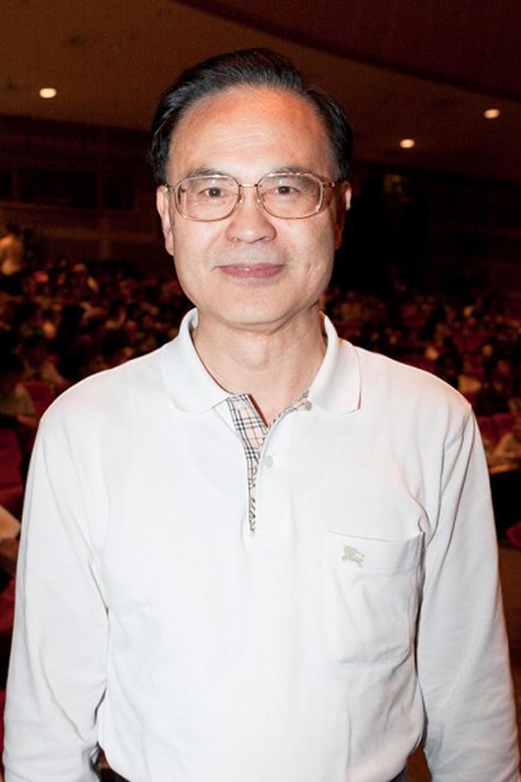 Hsiao Zongyih, deputy chief of Kaohsiung Police Department (Lih Yaoyu/The Epoch Times)