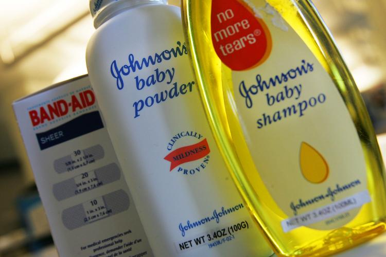 ICONIC BRAND: Johnson & Johnson Co., one of the world's biggest pharmaceutical and medical devices makers, admitted that it may have violated the U.S. Foreign Corrupt Practices Act (FCPA) and agreed to pay around $70 million to settle the charges.  (Chris Honduras /Getty Images)