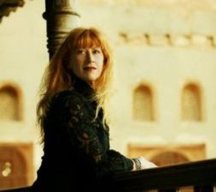 Composer-musician, entrepreneur and philanthropist Loreena McKennitt. (Epoch Times Germany)