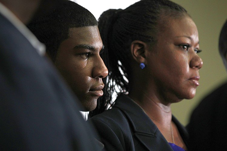 Family of Trayvon Martin
