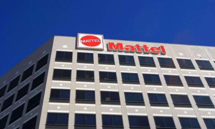 Mattel Inc. headquarters. (David McNew/Getty Images)