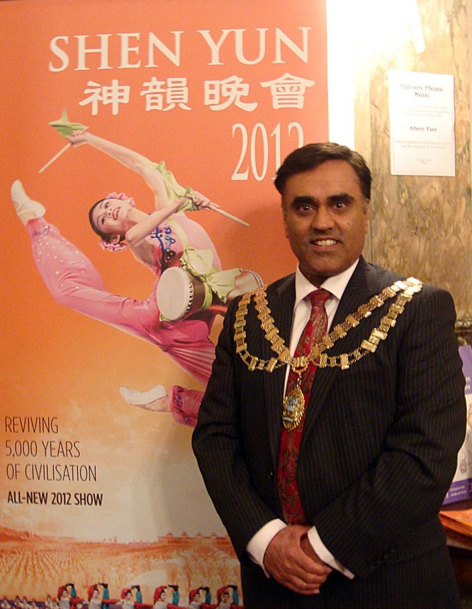 Mayor of the London Borough of Hounslow,