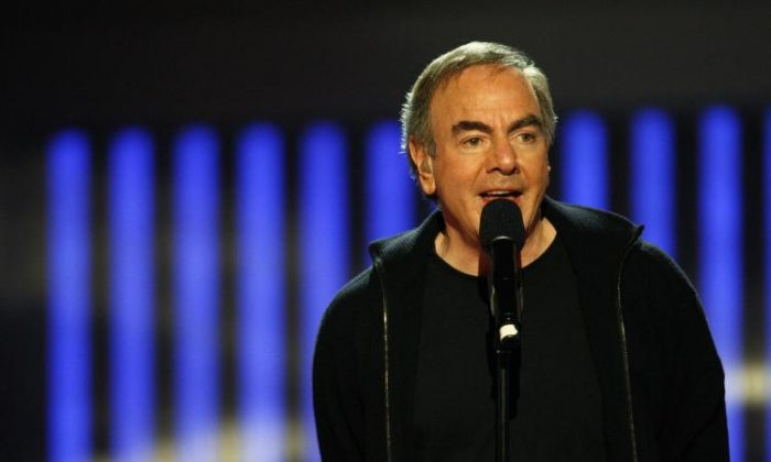 Neil Diamond is set to release his latest album in February. (Craig Sjodin/ABC via Getty Images)