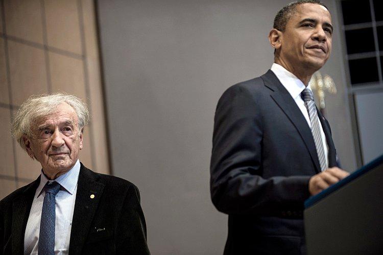Elie Wiesel, Holocaust survivor