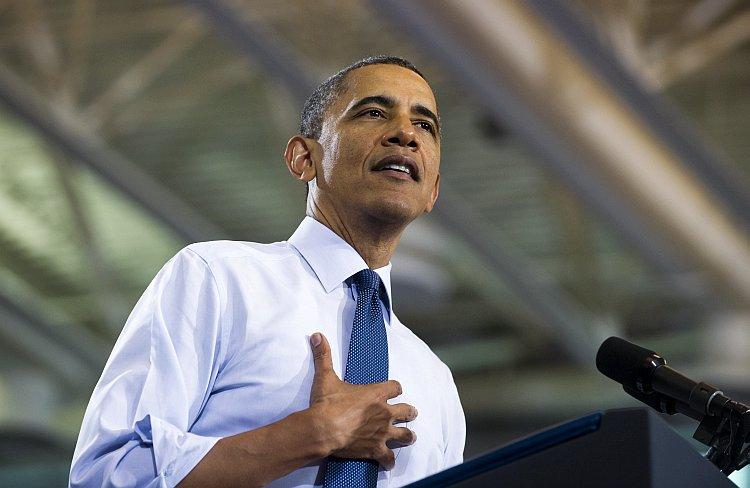 President Barack Obama speaks to junior and senior high school students