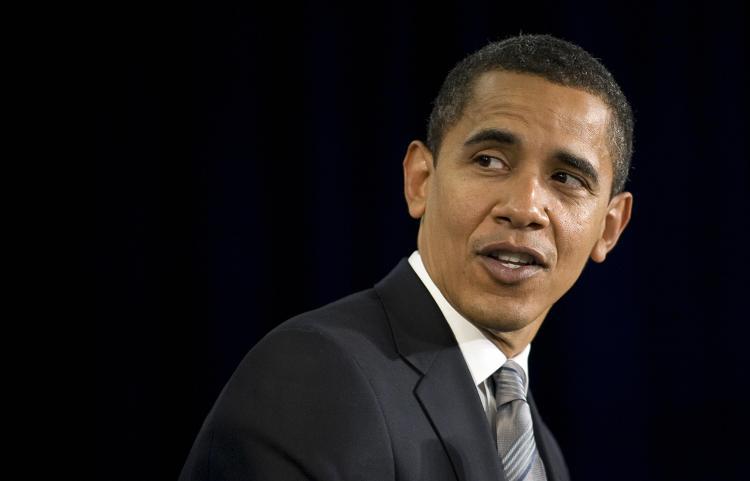 President-elect Barack Obama. (Jim Watson/AFP/Getty Images)