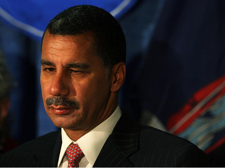 New York Governor David Paterson has proposed a $5 billion deficit reduction plan for the state of New York. (Spencer Platt/Getty Images)