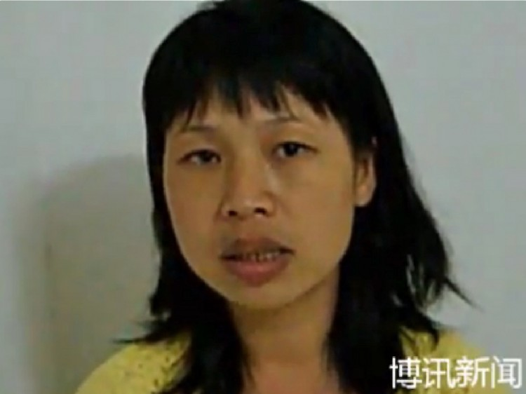 The younger sister of Quan Shuilin