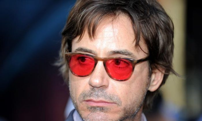 Robert Downey Jr. will reportedly produce and star in a project envisioned by the late Steve McQueen titled 'Yucatan.' (GABRIEL BOUYS/AFP/Getty Images)