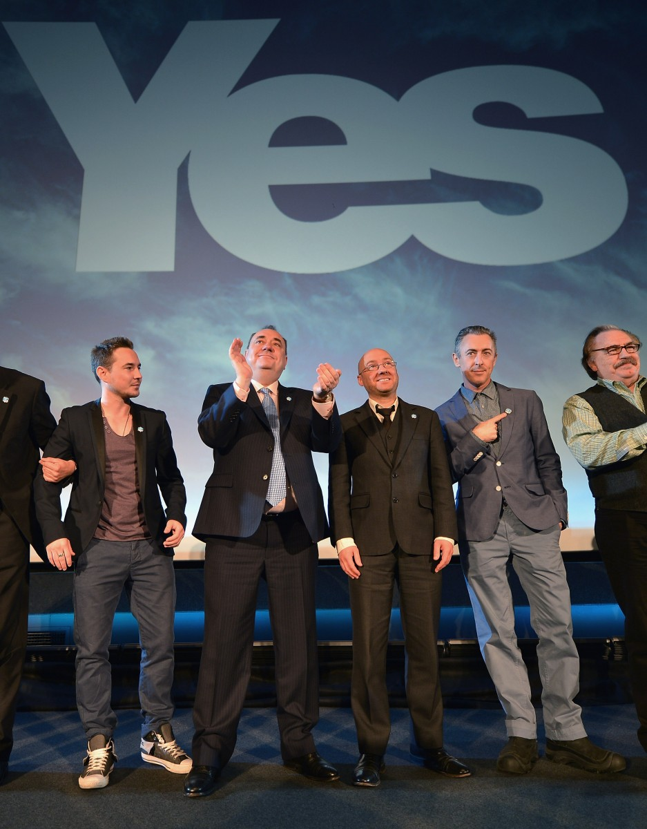 Yes campaign launch