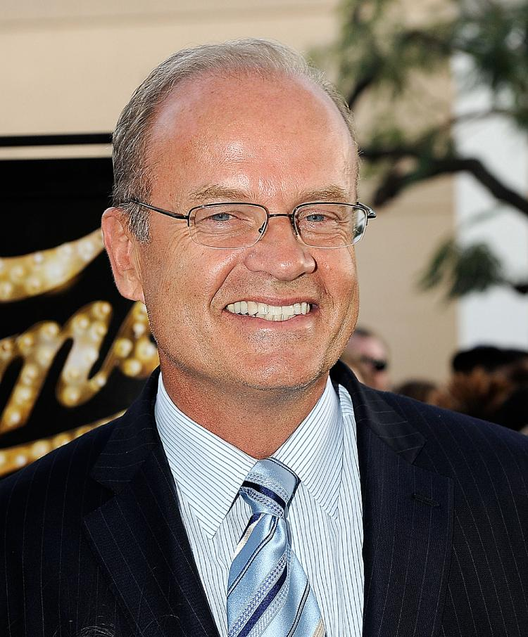 SITCOM KING: Kelsey Grammer of 'Cheers' and 'Fraiser' fame is in a new program called 'Hank.' (Alberto E. Rodriguez/Getty Images)