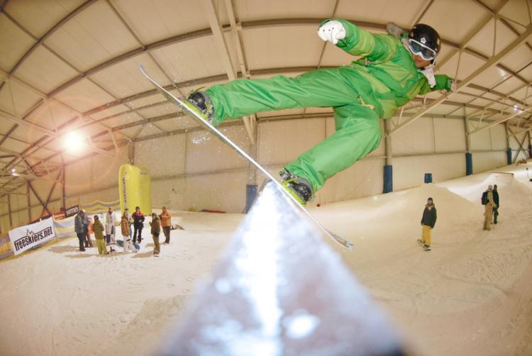 Wittenburg Alpine Center (Courtesy of Snowfunpark Wittenburg)
