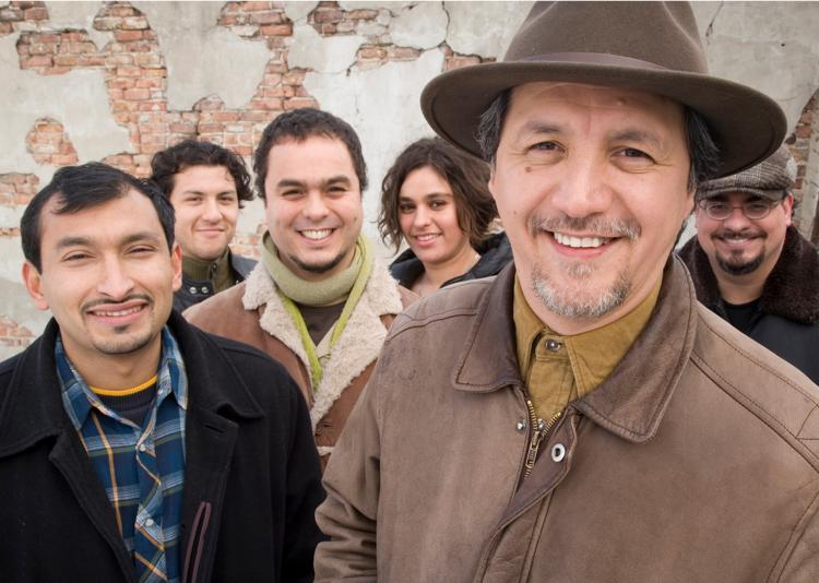 Grammy nominees Sones de Mexico Ensemble will play Mexican folk music and more on traditional instruments at Carnegie Hall on Friday, May 7.  (Courtesy of Sones de Mexico Ensemble)