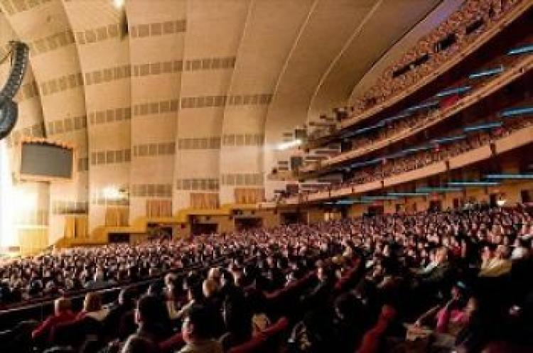 Chinese New Year Spectacular at the Radio City Music Hall in early 2008. (Ji Yuan / The Epoch Times)