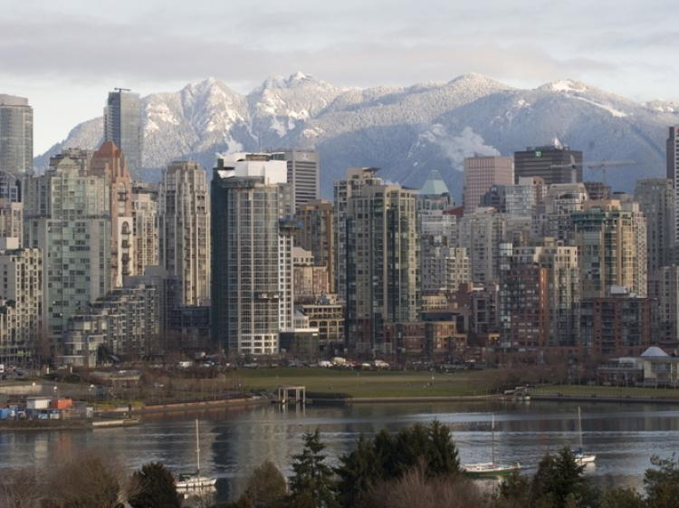 Vancouver, British Columbia. (Don Emmert/The Epoch Times)