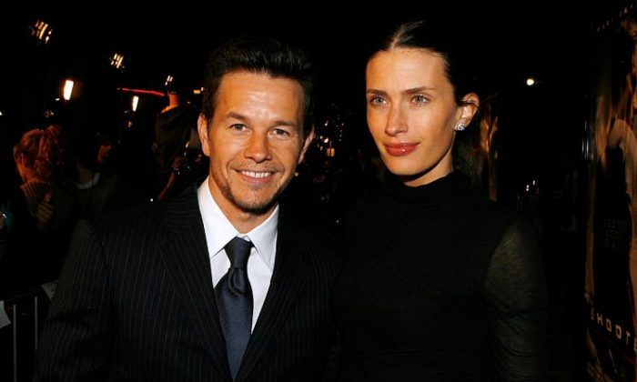 Mark Wahlberg and his wife, Rhea Durham, in a file photo. (Kevin Winter/Getty Images)
