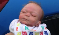 Baby Rescued by Police Turns Out to be a Doll (Video)