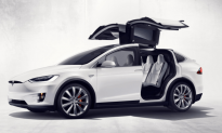 Tesla's Model X Falcon Wing Door Design Is an Engineering Marvel