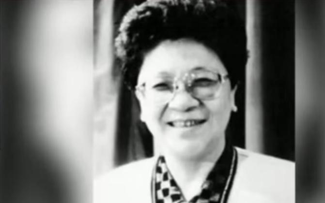 Former Chinese official Yang Xiuzhu (Screenshot via VOA)