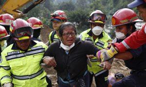 Hope Fades for Finding Survivors of Guatemala Mudslide