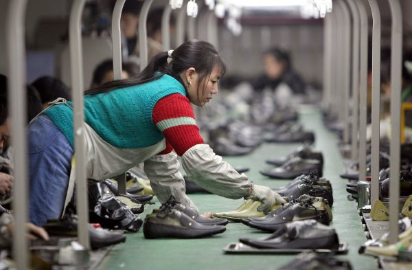 shoes manufacturing
