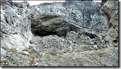 Lovelock Cave (Bureau of Land Management/Public Domain)
