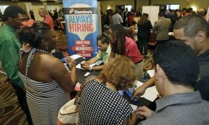 Weakness and Strength: 7 Snapshots of the US Job Market