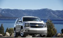 2015 Chevrolet Tahoe Still a Best Seller