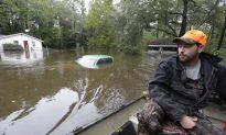 Week of Rainfall Kills at Least 12 People in South Carolina