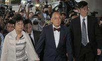 Former Hong Kong Leader Donald Tsang Charged in Corruption Probe