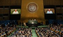Pope, UN Sabotaging Development Goals With Climate Mitigation Focus