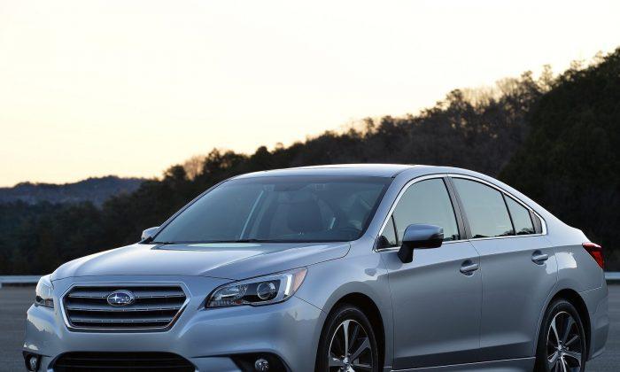 2015 Subaru Legacy (Courtesy of NetCarShow.com)