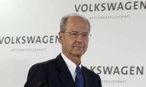 VW CEO: Emissions Fixes Could Take Until End of Next Year
