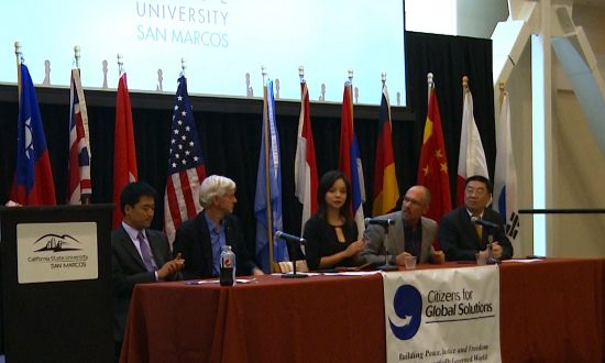 Human Rights Panel Says Westerners Don't See the 'Real China'