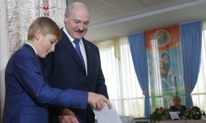 Belarusians Set To Give Lukashenko Fifth Presidential Term