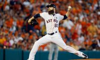Riding Your Ace: How Keuchel's Current Run Compares to Bumgarner's Epic Run Last Year