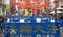 Falun Gong March in Los Angeles Calls Attention to Persecution in China