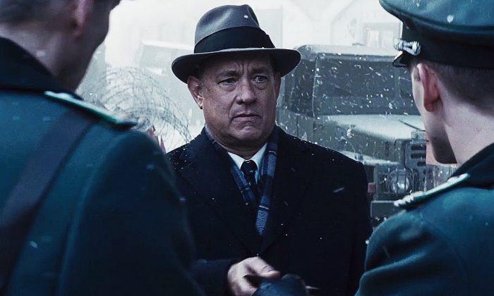 "Tom Hanks as James B. Donoan in Steven Spielberg's ""Bridge of Spies."" (DreamWorks Studios)"