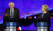 Race Tightens: Clinton, Sanders Clash on Guns, Health Care