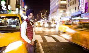 One Taxi Driver's Fight to Save His Medallion and His Family's Future