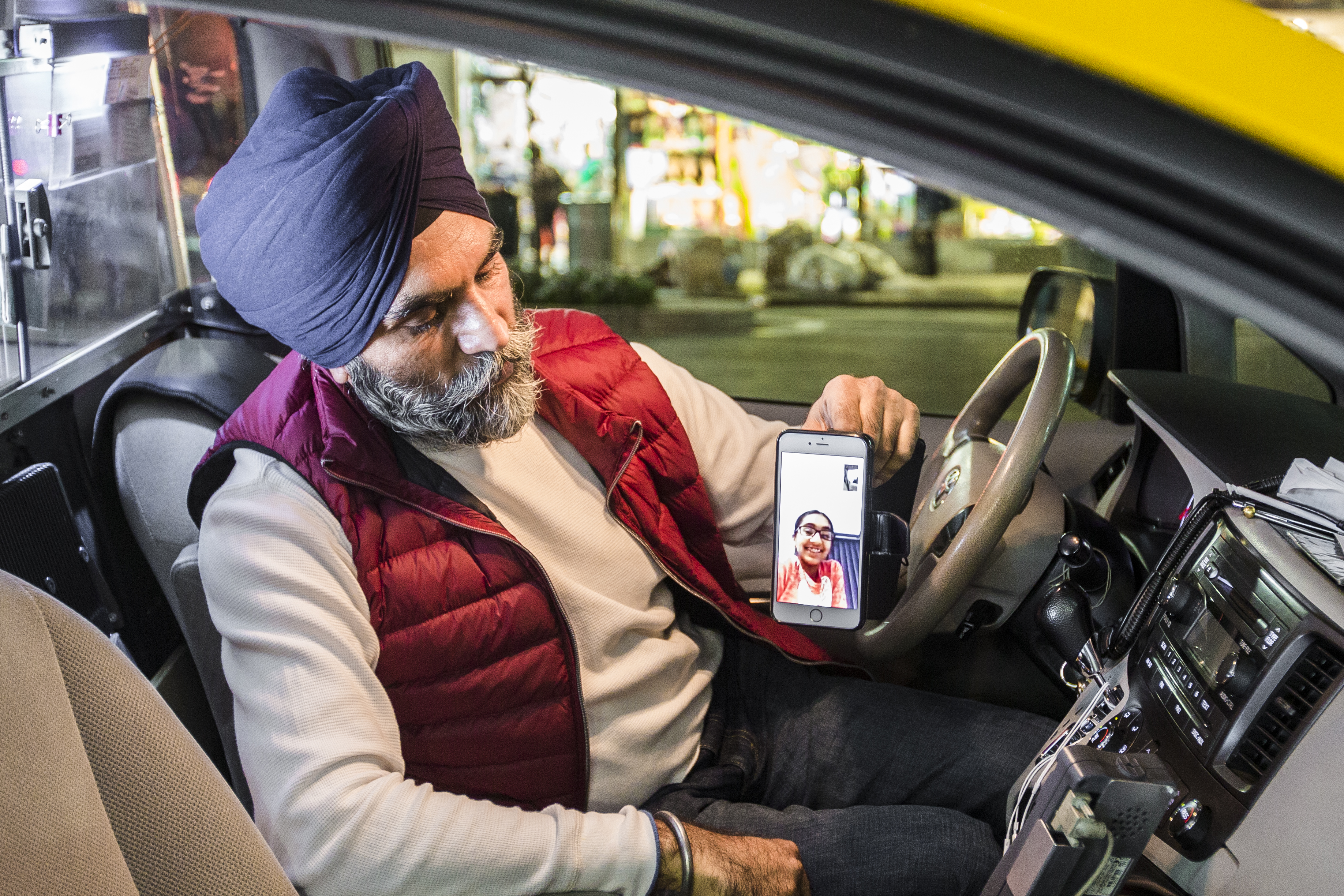 One Taxi Driver's Fight to Save His Medallion and His