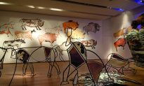 New Toronto Exhibit Depicts Decimation of American Bison